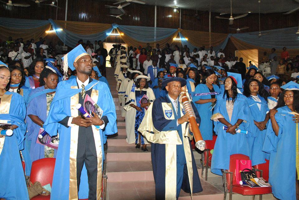 Absu Inducts 100 Graduating Nurses