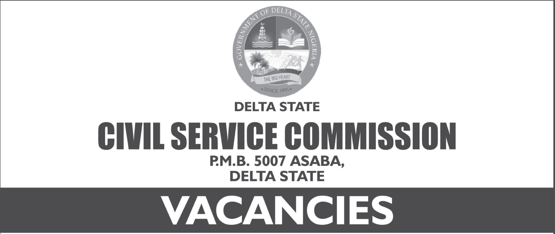 Medical Jobs Vacancies At Delta State Civil Service Commission