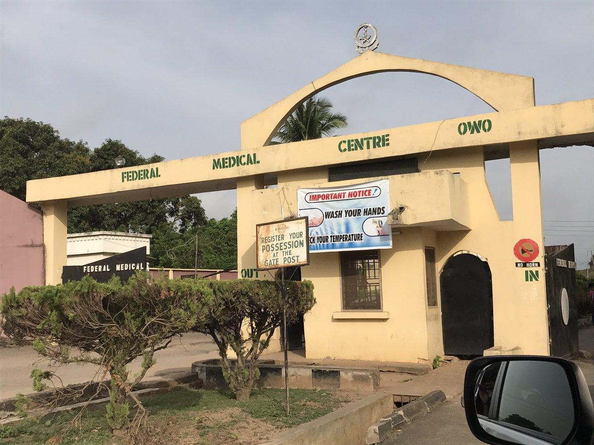 Medical Internship Vacancies At Federal Medical Center, Owo, Ondo State.