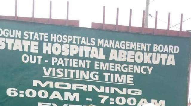 2020 Medical Internship Recruitment At Ogun State Hospital Management Board.