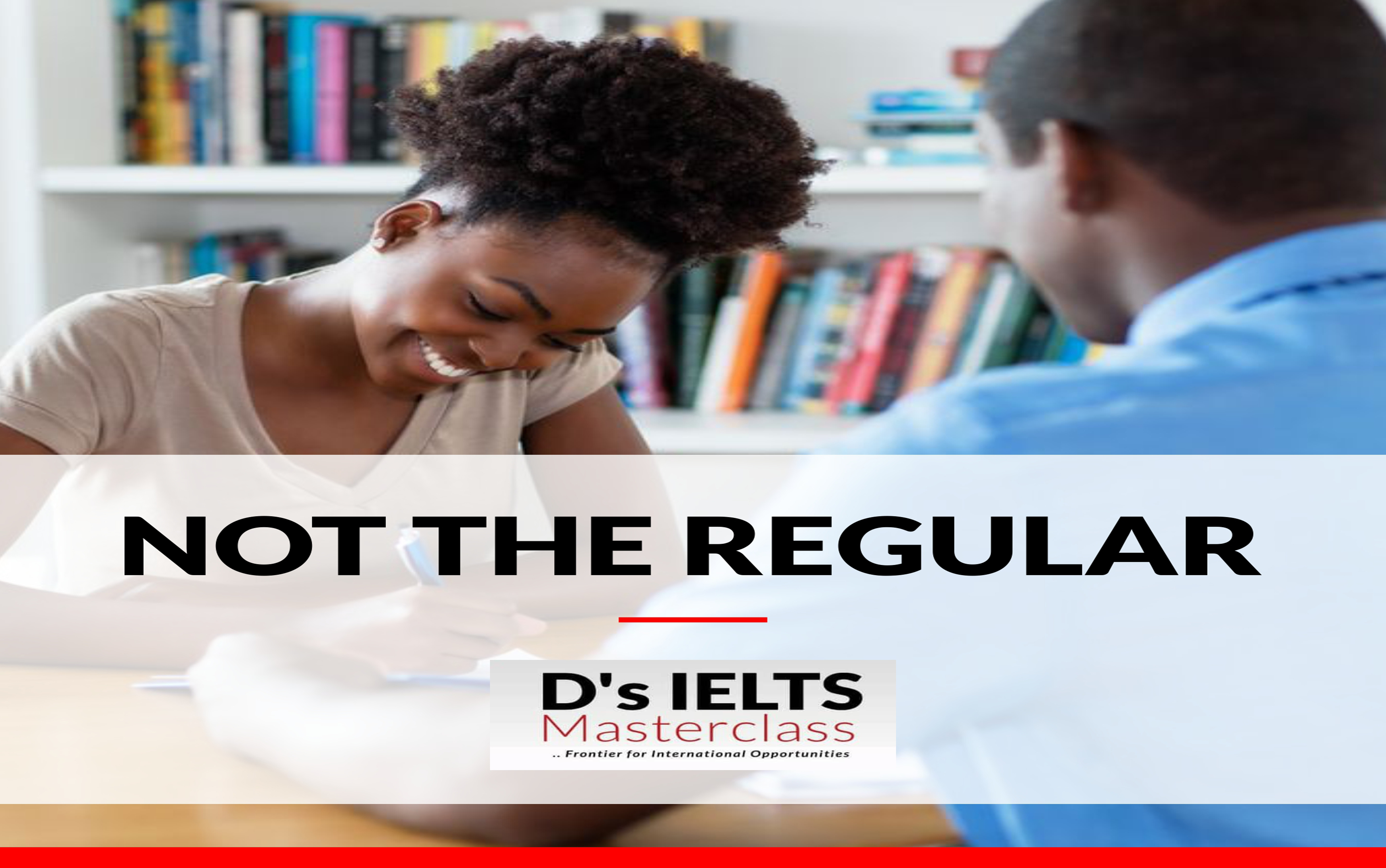 Your 2020 Goals Are Still Valid; Even Passing Ielts