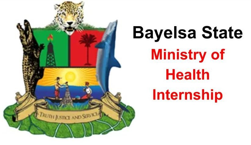 Housemanship/internship Vacancies At Bayelsa State Ministry Of Health.