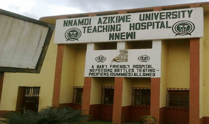 Medical Internship Vacancies At Nnamdi Azikiwe University Teaching Hospital, Nne