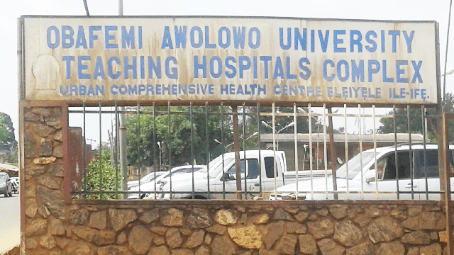 Medical Jobs And Residency Vacancies At Obafemi Awolowo University Teaching Hosp