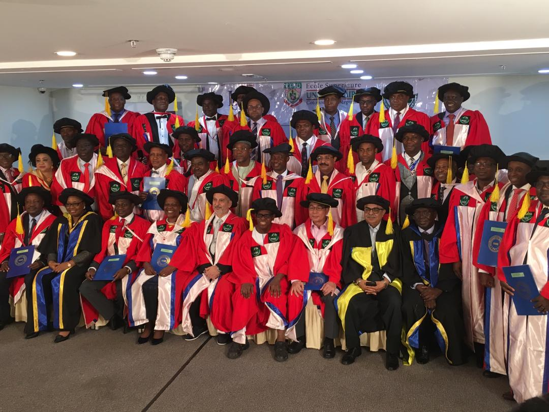Common Wealth University Confers Doctorate Degree On Nigerian Physiotherapist, O