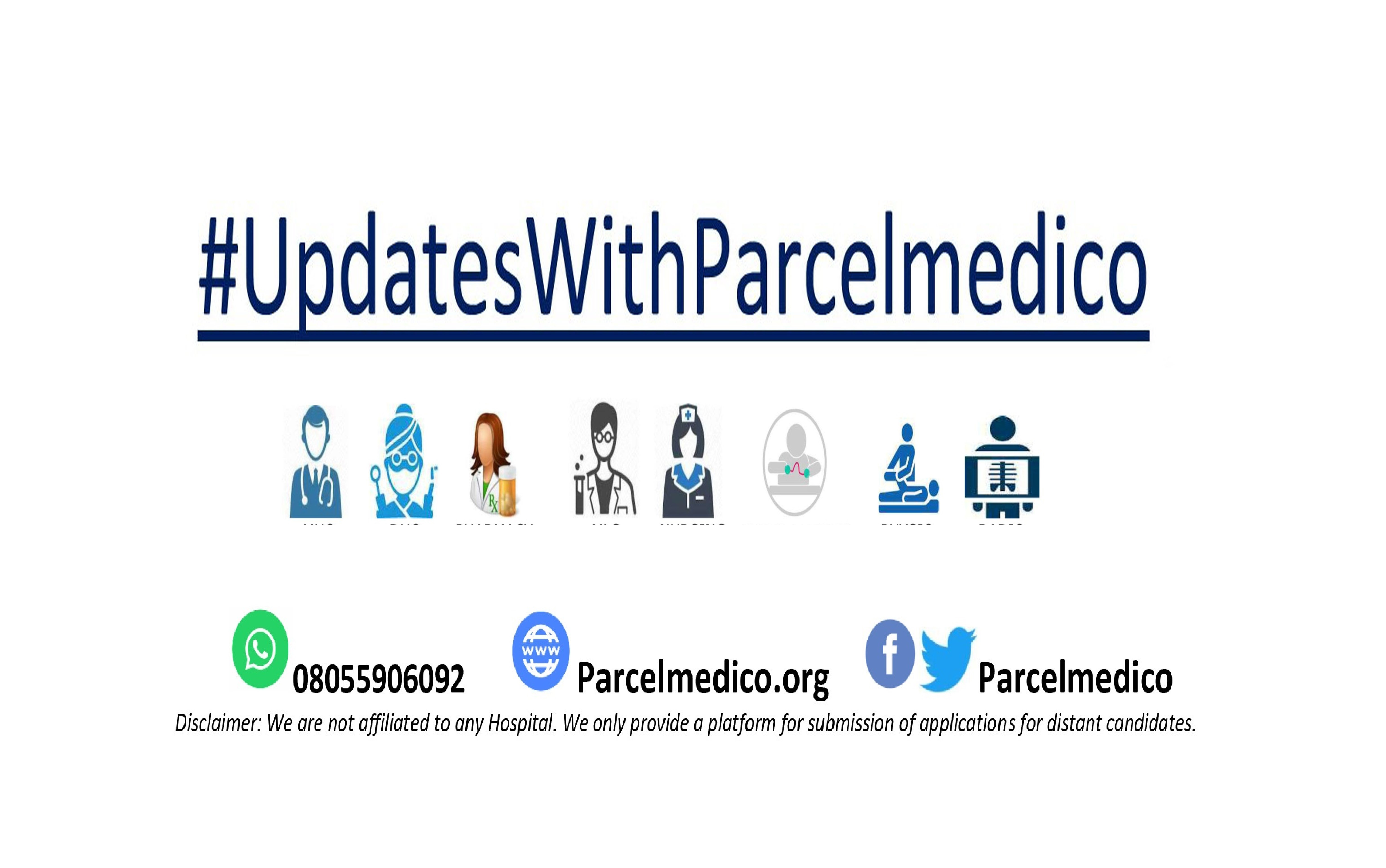 Ongoing Medical Internship, Residency And Jobs